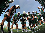 Tulane Football Training Camp-2013