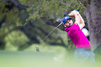 Sergio Garcia (ESP) on the 8th during the 3rd round at the WGC Dell Technologies Matchplay championship, Austin Country Club, Austin, Texas, USA. 24/03/2017.<br /> Picture: Golffile | Fran Caffrey<br /> <br /> <br /> All photo usage must carry mandatory copyright credit (&copy; Golffile | Fran Caffrey)