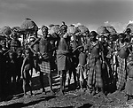 Dassanech tribe, Omo Valley, southern Ethiopia, 2003-2004