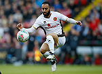 Erhun Oztumer of Walsall during the Carabao Cup First Round match at Bramall Lane Stadium, Sheffield. Picture date: August 9th 2017. Pic credit should read: Simon Bellis/Sportimage