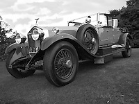 Rolls Royce Tourer - 1925