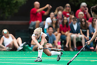 STANFORD, CA - September 19, 2010:  NAME during the Stanford Field Hockey game against Cal in Stanford, California. Stanford lost 2-1.