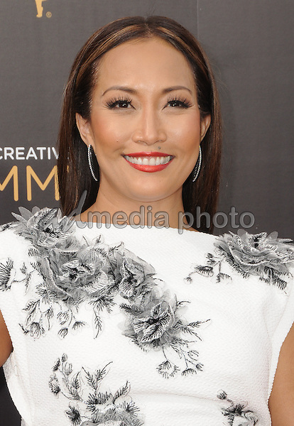 11 September 2016 - Los Angeles, California. Carrie Anne Inaba. 2016 Creative Arts Emmy Awards - Day 2 held at Microsoft Theater. Photo Credit: Birdie Thompson/AdMedia