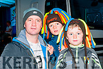 Listowel Lights Switch On: Attending the annual Christmas lights switch on in Listowel on Sunday evening last were Sean, Ruairi & Aodhan O'Connell.