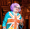 Dick Whittington <br /> by Eric Potts <br /> at the New Wimbledon Theatre, London, Great Britain <br /> <br /> press photocall<br /> 8th December 2011 <br /> <br /> Dame Edna Everage<br /> as Saviour of London <br /> <br /> Sam Attwater as Dick Whittington<br /> <br /> Anna Williamson as Alice Fitzwarren<br /> <br /> Eric Potts as Sarah the Cook <br /> <br /> Kev Orkian as Idle Jack <br /> <br /> Richard Calkin as King rat <br /> <br /> Anthony Houghton as Alderman Fitzwarren <br /> <br /> Ben Goffe as Captain <br /> <br /> Omari Bernard as Tommy the Cat <br /> <br /> Choreographer Sarah Dean <br /> <br /> <br /> <br /> <br /> <br /> <br /> Photograph by Elliott Franks