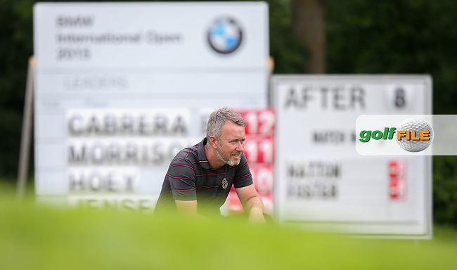 Mark Foster (ENG) during Round Three of the 2015 BMW International Open at Golfclub Munchen Eichenried, Eichenried, Munich, Germany. 27/06/2015. Picture David Lloyd | www.golffile.ie