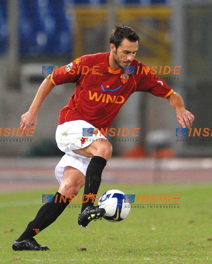 Marco Cassetti (Roma)<br /> Roma 21/09/2008 Stadio &quot;Olimpico&quot; <br /> Campionato Italiano Serie A 2008/2009<br /> Roma Reggina (3-0)<br /> Foto Andrea Staccioli Insidefoto