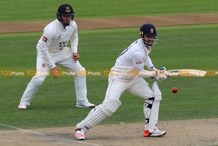 Ryan ten Doeschate in batting action for Essex during Sussex CCC vs Essex CCC, Specsavers County Championship Division 2 Cricket at The 1st Central County Ground on 18th April 2016