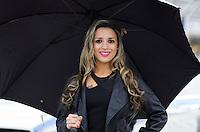 CURITIBA,PR, 31.05.2015 - STOCK CAR-CURITIBA - Modelo durante durante a etapa da Stock Car de curitiba no autódromo internacional de Pinhais, região metropolitana de Curitiba neste domingo, 31. (Foto: Paulo Lisboa/Brazil Photo Press)