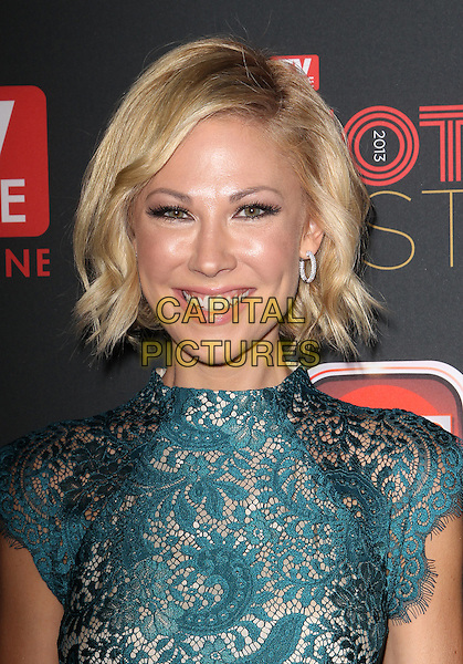 HOLLYWOOD, CA - NOVEMBER 4: Desi Lydic at TV Guide Magazine's Hot List Party at The Emerson Theatre on November 4th, 2013 in Hollywood, California, USA.<br /> CAP/ADM/KB<br /> &copy;Kevan Brooks/AdMedia/Capital Pictures