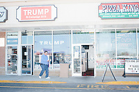 Rhode Island Primary Campaign Offices - Donald Trump and John Kasich - Warwick, RI - 24 April 2016