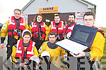 WEBSITE: Members of Banna Sea Rescue who have launched a new website, front l-r: Thomas Fitzgerald, Willie Walsh, Sean Horgan. Back l-r: John Riordan, Jacinta Lawlor, Michael McCarthy, Martin Maguire.