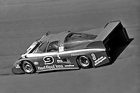 DAYTONA BEACH, FL - JANUARY 31: Bobby Rahal drives the March 82G 1/Chevrolet in the 24 Hours of Daytona on January 31, 1982, at Daytona International Speedway in Daytona Beach, Florida.