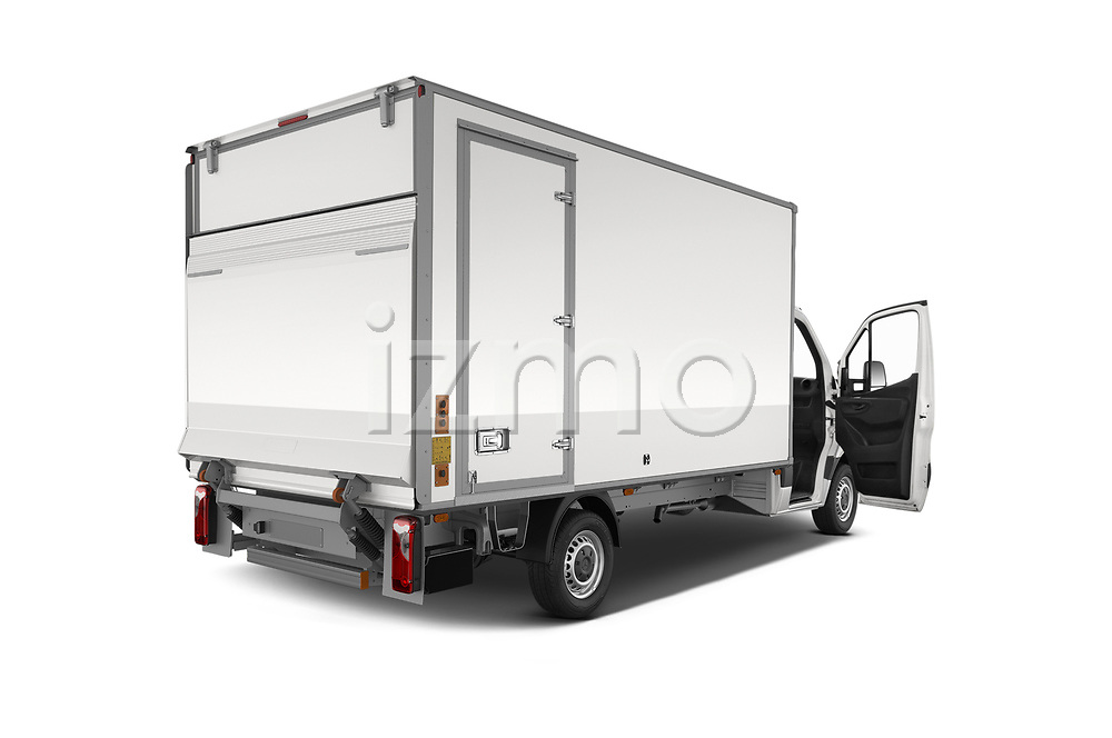 Car images of 2019 Mercedes Benz Sprinter-Box-Van - 2 Door Chassis Cab Doors