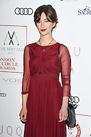 Sofia Safonova at the 2017 London Critics' Circle Film Awards held at the Mayfair Hotel, London. <br /> 22nd January  2017<br /> Picture: Steve Vas/Featureflash/SilverHub 0208 004 5359 sales@silverhubmedia.com