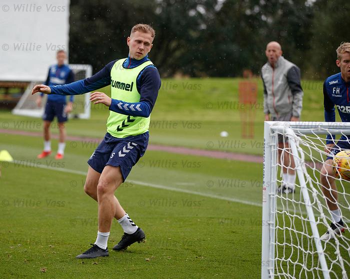 30.08.2019 Rangers training: Greg Stewart