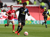 Blackburn Rovers' Jason Lowe in action during todays match <br /> <br /> Photographer Rachel Holborn/CameraSport<br /> <br /> The EFL Sky Bet Championship - Nottingham Forest v Blackburn Rovers - Friday 14th April 2016 - The City Ground - Nottingham<br /> <br /> World Copyright &copy; 2017 CameraSport. All rights reserved. 43 Linden Ave. Countesthorpe. Leicester. England. LE8 5PG - Tel: +44 (0) 116 277 4147 - admin@camerasport.com - www.camerasport.com