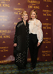 Claire Van Kampen and Juliet Rylance attends the Broadway Opening Night performance After Party for 'Farinelli and the King' at The Belasco Theatre on December 17, 2017 in New York City.