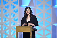 NEW YORK - MAY 18: Rebecca Sugar appears onstage at the 78th Annual Peabody Awards at Cipriani Wall Street on May 18, 2019 in New York City. (Photo by Anthony Behar/FX/PictureGroup)
