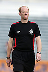 27 May 2015: Assistant Referee Ben Jackson. The Carolina RailHawks hosted the Charlotte Independence at WakeMed Stadium in Cary, North Carolina in a 2015 Lamar J. Hunt United States Open Cup Third Round match. Charlotte won the game 1-0.
