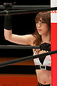 Saki Akai,<br /> APRIL 25, 2015 - Pro-Wrestling : Professional wrestler Saki Akai is seen during the Niconico Chokaigi 2015 at Makuhari Messe in Chiba, Japan.<br /> (Photo by Rodrigo Reyes Marin/AFLO)