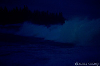 Waves on Lake Superior