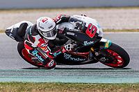 Tarran Mackenzie of Great Britain and Kiefer Racing Team rides during free practice for the Moto2 of Catalunya at Circuit de Catalunya on June 9, 2017 in Montmelo, Spain.(ALTERPHOTOS/Rodrigo Jimenez) (NortePhoto.com) (NortePhoto.com)