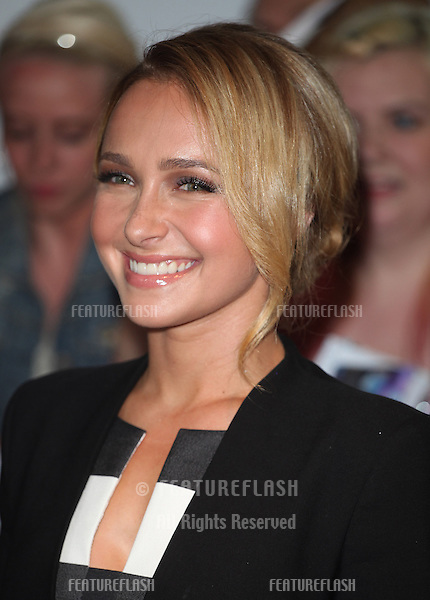 Hayden Panettiere arriving for the 013 Glamour Awards, Berkeley Square, London. 04/06/2013 Picture by: Alexandra Glen / Featureflash