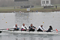 434 BexhillRC MasD.4+..Marlow Regatta Committee Thames Valley Trial Head. 1900m at Dorney Lake/Eton College Rowing Centre, Dorney, Buckinghamshire. Sunday 29 January 2012. Run over three divisions.