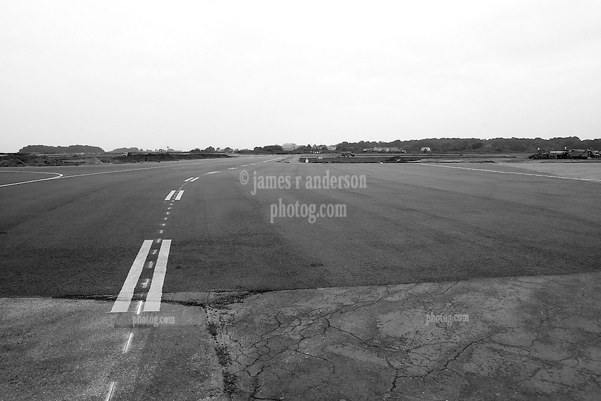Groton New London Airport CT-DOT Project #58-299 Progress Photography | Mizzy Construction Shoot Four