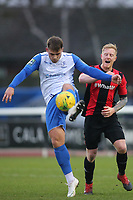 during Enfield Town vs Lewes, Bostik League Premier Division Football at the Queen Elizabeth II Stadium on 5th January 2019