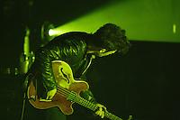 FILE - Black Rebel<br />  en aout 2013