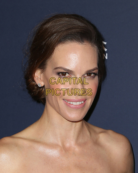 Los Angeles, CA - DECEMBER 15: Hilary Swank, At 21st Annual Huading Global Film Awards, At The Theatre at Ace Hotel In California on December 15, 2016. <br /> CAP/MPI/FS<br /> &copy;FS/MPI/Capital Pictures