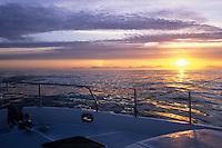 Sunrise off Washington Coast