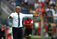 Calcio, Serie A: Parma - Juventus, Parma stadio Ennio Tardini, 24 agosto 2019. <br /> Juventus' assistant coach Giovanni Martusciello gestures during the Italian Serie A football match between Parma and Juventus at Parma's Ennio Tardini stadium, August 24, 2019. <br /> UPDATE IMAGES PRESS/Isabella Bonotto