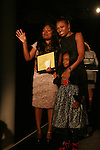 "Hearts of Gold Mom Of The Year Gaitree Kissoon, Hearts of Gold Founder Deborah Koenigsberger and Ashani Attend Hearts of Gold's 15th Annual Fall Fundraising Gala ""Arabian Nights!"" Held at the Metropolitan Pavilion, NY 11/3/11"