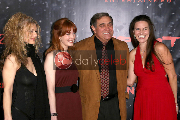 Dan Lauria and family <br /> at the Los Angeles Premiere of 'The Spirit'. Grauman's Chinese Theatre, Hollywood, CA. 12-17-08<br /> Dave Edwards/DailyCeleb.com 818-249-4998