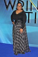 Oprah Winfrey at the &quot;A Wrinkle In Time&quot; European film premiere, BFI Imax, Waterloo, London, England, UK, on Tuesday 13 March 2018.<br /> CAP/CAN<br /> &copy;CAN/Capital Pictures /MediaPunch ***NORTH AND SOUTH AMERICAS ONLY***