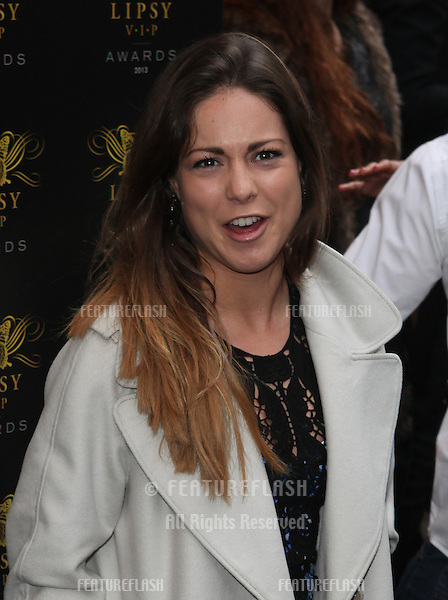 Louise Thompson arriving for the Lipsy Fashion Awards,  at Dstrkt, London. 29/05/2013 Picture by: Alexandra Glen / Featureflash