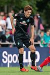 20.07.2019, Heinz-Dettmer-Stadion, Lohne, GER, Interwetten Cup, SV Werder Bremen vs 1. FC Koeln<br /> <br /> im Bild<br /> Yuya Osako (Werder Bremen #08) mit Schmerzen, <br /> <br /> Foto © nordphoto / Ewert