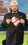Kevin Smith arriving at the Los Angeles premiere of Ghostbusters held at the TCL Chinese Theatre on July 9, 2016.