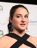 BURBANK, CA - OCTOBER 22: Shailene Woodley attends the Environmental Media Association 26th Annual EMA Awards Presented By Toyota, Lexus And Calvert at Warner Bros. Studios on October 22, 2016 in Burbank, California (Credit: Parisa Afsahi/MediaPunch).