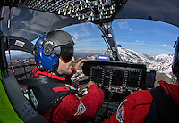 Norwegian Air Ambulance (NLA) operations from their Evenes base in Northern Norway<br /> <br /> (photo: Fredrik Naumann/Felix Features) Airbus Helicopters' H145 (formerly called the EC145 T2 )