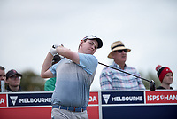 Robert Macintyre (SCO) during the 2nd round of the VIC Open, 13th Beech, Barwon Heads, Victoria, Australia. 08/02/2019.<br /> Picture Anthony Powter / Golffile.ie<br /> <br /> All photo usage must carry mandatory copyright credit (© Golffile | Anthony Powter)