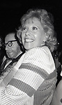 Harold Arlen and Dinah Shore attend the Songwriters Hall Of Fame held on March 28, 1982 at the Hilton Hotel in New York City.