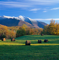 Mt. Mansifield from Pleasant Valley, Cambridge, VT