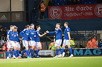 Will Keane of Ipswich Town and team mates celebrate the fourth goal during Ipswich Town vs Accrington Stanley, Sky Bet EFL League 1 Football at Portman Road on 11th January 2020