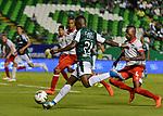 Deportivo Cali igualó 0-0 ante Independiente Santa Fe. Fecha 17 Liga Águila II-2019.