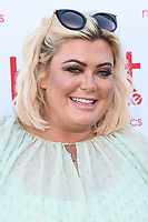 Gemma Collins<br /> arriving for the launch of new radio station Heart Dance at Global Radio, Leicester Square, London<br /> <br /> ©Ash Knotek  D3513  02/07/2019