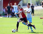 Caolan Lavery of Sheffield Utd Caolan Lavery of Sheffield Utd during the Professional Development League Two match at Shirebrook Training Complex, Sheffield. Picture date: September 13th, 2016. Pic Simon Bellis/Sportimage